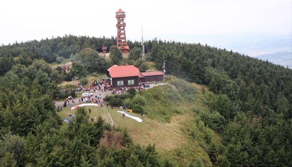 Javorník – Valmez (15 km)