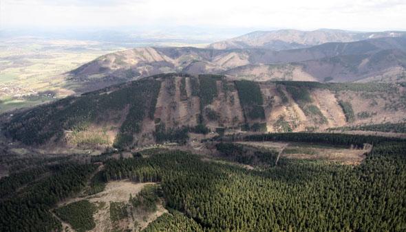 Skalka – Javorový vrch (25 km)