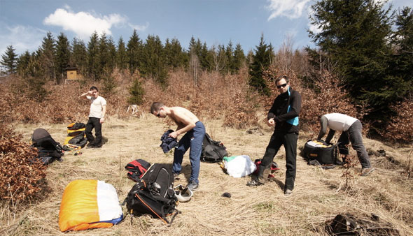 Čupel – Skalka (17 km)