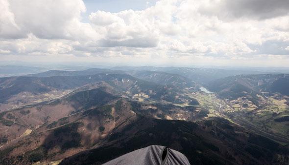 Godula – Lysá hora (14 km)