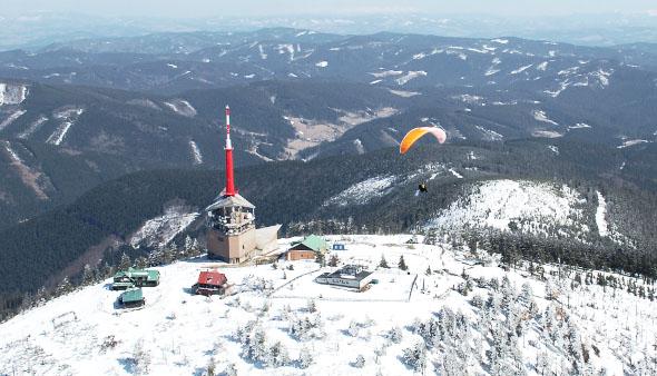 Lysá hora – Radhošť (17,5 km)