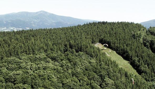 Skalka – Lysá hora (11 km)